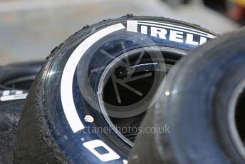 World © Octane Photographic Ltd. Formula 1 – Abu Dhabi Pirelli Tyre Test. Pirelli tyres -  Yas Marina Circuit, Abu Dhabi, UAE. Wednesday 4th December 2019.