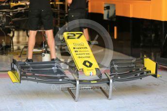 World © Octane Photographic Ltd. Formula 1 – Abu Dhabi GP - Setup. Renault Sport F1 Team RS19 – Nico Hulkenberg. Yas Marina Circuit, Abu Dhabi, UAE. Thursday 28th November 2019.
