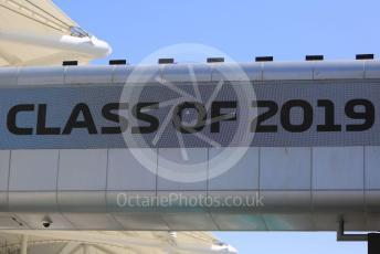 World © Octane Photographic Ltd. Formula 1 in Schools– Abu Dhabi GP . Class of 2019. Yas Marina Circuit, Abu Dhabi, UAE. Thursday 28th November 2019.