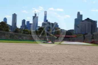 World © Octane Photographic Ltd. Formula 1 – Australian GP Practice 1. Alfa Romeo Racing C38 – Kimi Raikkonen. Friday 15th Melbourne, Australia. Friday 15th March 2019.