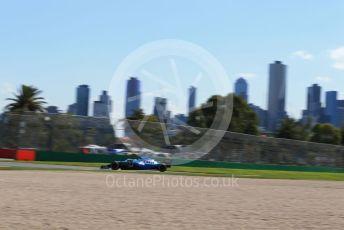 World © Octane Photographic Ltd. Formula 1 – Australian GP Practice 1. ROKiT Williams Racing – George Russell. Friday 15th Melbourne, Australia. Friday 15th March 2019.