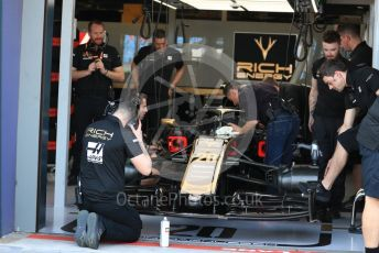 World © Octane Photographic Ltd. Formula 1 – Australian GP Practice 3. Rich Energy Haas F1 Team VF19 – Kevin Magnussen. Saturday 16th Melbourne, Australia. Saturday 16th March 2019.