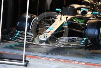 World © Octane Photographic Ltd. Formula 1 – Australian GP Practice 3. Mercedes AMG Petronas Motorsport AMG F1 W10 EQ Power+ - Valtteri Bottas. Saturday 16th Melbourne, Australia. Saturday 16th March 2019.