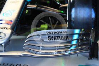 World © Octane Photographic Ltd. Formula 1 – Australian GP Practice 3. Mercedes AMG Petronas Motorsport AMG F1 W10 EQ Power+. Saturday 16th Melbourne, Australia. Saturday 16th March 2019.