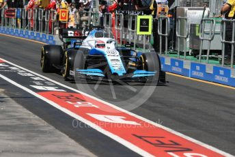 World © Octane Photographic Ltd. Formula 1 – Australian GP Practice 3. ROKiT Williams Racing – George Russell. Saturday 16th Melbourne, Australia. Saturday 16th March 2019.