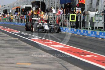 World © Octane Photographic Ltd. Formula 1 – Australian GP Practice 3. Alfa Romeo Racing C38 – Antonio Giovinazzi. Saturday 16th Melbourne, Australia. Saturday 16th March 2019.