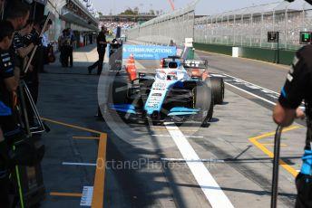 World © Octane Photographic Ltd. Formula 1 – Australian GP Practice 3. ROKiT Williams Racing – George Russell. Saturday 16th Melbourne, Australia. Saturday 16th March 2019.