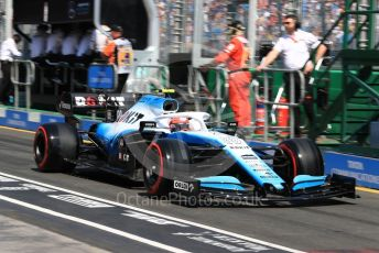 World © Octane Photographic Ltd. Formula 1 – Australian GP Practice 3. ROKiT Williams Racing – Robert Kubica. Saturday 16th Melbourne, Australia. Saturday 16th March 2019.