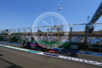 World © Octane Photographic Ltd. Formula 1 – Australian GP Practice 3. Scuderia Toro Rosso STR14 – Alexander Albon. Saturday 16th Melbourne, Australia. Saturday 16th March 2019.