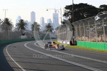 World © Octane Photographic Ltd. Formula 1 – Australian GP Qualifying. McLaren MCL34 – Lando Norris. Saturday 16th Melbourne, Australia.  March 2019.