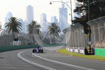 World © Octane Photographic Ltd. Formula 1 – Australian GP Qualifying. Scuderia Toro Rosso STR14 – Daniil Kvyat. Melbourne, Australia. Saturday 16th March 2019.