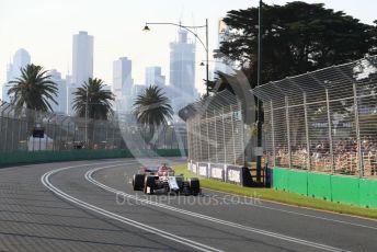 World © Octane Photographic Ltd. Formula 1 – Australian GP Qualifying. Alfa Romeo F1 Team C38 – Kimi Raikkonen. Melbourne, Australia. Saturday 16th March 2019.