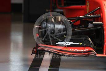 World © Octane Photographic Ltd. Formula 1 – Australian GP Pitlane. Scuderia Ferrari SF90. Friday 15th Melbourne, Australia. Friday 15th March 2019.