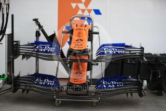 World © Octane Photographic Ltd. Formula 1 – Australian GP Pitlane. McLaren MCL34. Friday 15th Melbourne, Australia. Friday 15th March 2019.