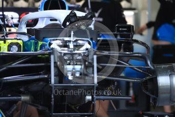 World © Octane Photographic Ltd. Formula 1 – Australian GP Pitlane. ROKiT Williams Racing – George Russell. Friday 15th Melbourne, Australia. Friday 15th March 2019.
