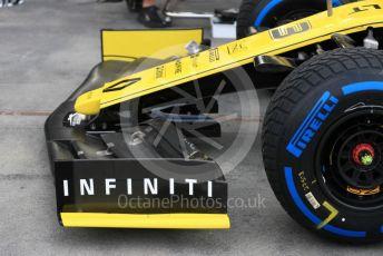 World © Octane Photographic Ltd. Formula 1 – Australian GP Pitlane. Renault Sport F1 Team RS19 – Daniel Ricciardo. Friday 15th Melbourne, Australia. Friday 15th March 2019.