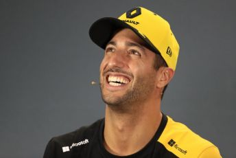 World © Octane Photographic Ltd. Formula 1 - Australian GP Thursday FIA Driver Press Conference. Renault Sport F1 Team RS19 – Daniel Ricciardo. Thursday 14th Melbourne, Australia. Thursday 14th March 2019