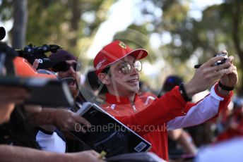 World © Octane Photographic Ltd. Formula 1 – Australian GP. Scuderia Ferrari SF90 – Charles Leclerc. Thursday 14th Melbourne, Australia. Thursday 14th March 2019.
