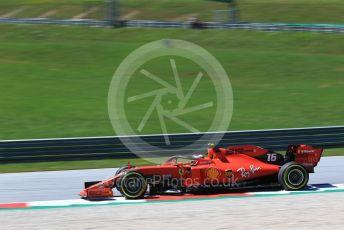 World © Octane Photographic Ltd. Formula 1 – Austrian GP - Practice 2. Scuderia Ferrari SF90 – Charles Leclerc. Red Bull Ring, Spielberg, Styria, Austria. Friday 28th June 2019.