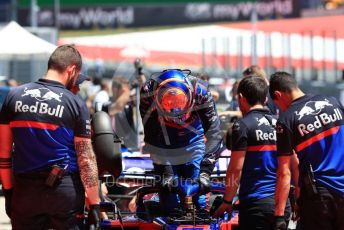 World © Octane Photographic Ltd. Formula 1 – Austrian GP - Practice 3. Scuderia Toro Rosso STR14 – Alexander Albon. Red Bull Ring, Spielberg, Styria, Austria. Saturday 29th June 2019.