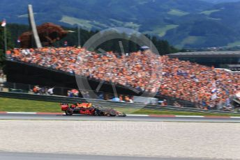 World © Octane Photographic Ltd. Formula 1 – Austrian GP - Qualifying. Aston Martin Red Bull Racing RB15 – Max Verstappen. Red Bull Ring, Spielberg, Styria, Austria. Saturday 29th June 2019.