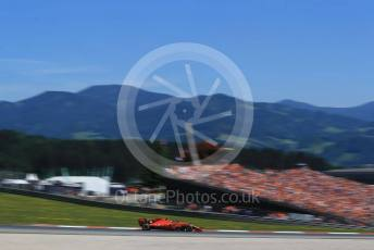 World © Octane Photographic Ltd. Formula 1 – Austrian GP - Qualifying. Scuderia Ferrari SF90 – Charles Leclerc. Red Bull Ring, Spielberg, Styria, Austria. Saturday 29th June 2019.
