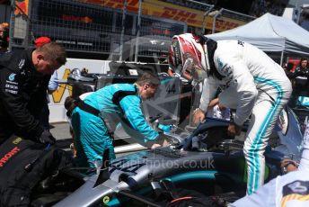 World © Octane Photographic Ltd. Formula 1 – Austrian GP - Grid. Mercedes AMG Petronas Motorsport AMG F1 W10 EQ Power+ - Lewis Hamilton. Red Bull Ring, Spielberg, Styria, Austria. Sunday 30th June 2019