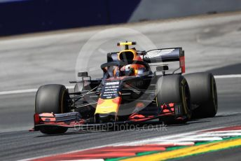 World © Octane Photographic Ltd. Formula 1 – Austrian GP - Practice 1. Aston Martin Red Bull Racing RB15 – Pierre Gasly. Red Bull Ring, Spielberg, Styria, Austria. Friday 28th June 2019.