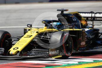 World © Octane Photographic Ltd. Formula 1 – Austrian GP - Practice 1. Renault Sport F1 Team RS19 – Daniel Ricciardo. Red Bull Ring, Spielberg, Styria, Austria. Friday 28th June 2019.
