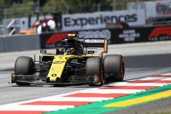 World © Octane Photographic Ltd. Formula 1 – Austrian GP - Practice 1. Renault Sport F1 Team RS19 – Nico Hulkenberg. Red Bull Ring, Spielberg, Styria, Austria. Friday 28th June 2019.