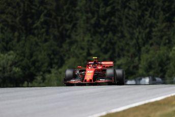 World © Octane Photographic Ltd. Formula 1 – Austrian GP - Practice 1. Scuderia Ferrari SF90 – Charles Leclerc. Red Bull Ring, Spielberg, Styria, Austria. Friday 28th June 2019.