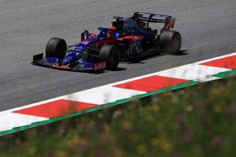 World © Octane Photographic Ltd. Formula 1 – Austrian GP - Practice 1. Scuderia Toro Rosso STR14 – Daniil Kvyat. Red Bull Ring, Spielberg, Styria, Austria. Friday 28th June 2019.