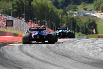World © Octane Photographic Ltd. Formula 1 – Austrian GP - Race. Scuderia Toro Rosso STR14 – Daniil Kvyat. Red Bull Ring, Spielberg, Styria, Austria. Sunday 30th June 2019