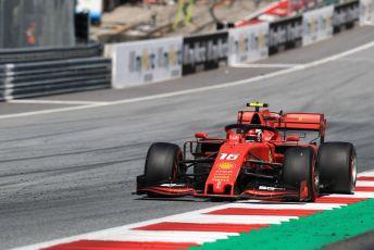 World © Octane Photographic Ltd. Formula 1 – Austrian GP - Race. Scuderia Ferrari SF90 – Charles Leclerc. Red Bull Ring, Spielberg, Styria, Austria. Sunday 30th June 2019