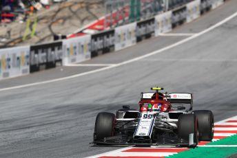 World © Octane Photographic Ltd. Formula 1 – Austrian GP - Race. Alfa Romeo Racing C38 – Antonio Giovinazzi. Red Bull Ring, Spielberg, Styria, Austria. Sunday 30th June 2019