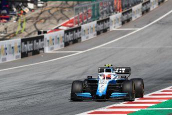 World © Octane Photographic Ltd. Formula 1 – Austrian GP - Race. ROKiT Williams Racing FW42 – Robert Kubica. Red Bull Ring, Spielberg, Styria, Austria. Sunday 30th June 2019