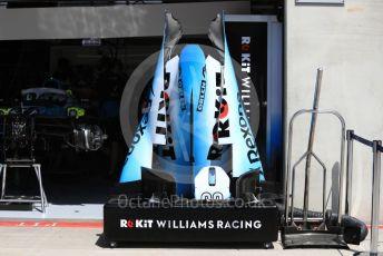 World © Octane Photographic Ltd. Formula 1 – Austrian GP - Pit Lane. ROKiT Williams Racing FW 42. Red Bull Ring, Spielberg, Styria, Austria. Thursday 27th June 2019.