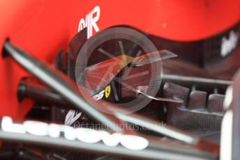 World © Octane Photographic Ltd. Formula 1 – Austrian GP - Paddock. Scuderia Ferrari SF90. Red Bull Ring, Spielberg, Styria, Austria. Thursday 27th June 2019.