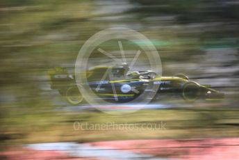 World © Octane Photographic Ltd. Formula 1 – Winter Testing - Test 1 - Day 1. Renault Sport F1 Team RS19 – Nico Hulkenberg. Circuit de Barcelona-Catalunya. Monday 18th February 2019.