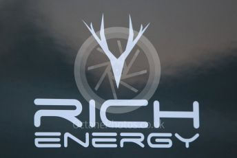 World © Octane Photographic Ltd. Formula 1 – Winter Testing - Test 1 - Day 1. Rich Energy logo. Circuit de Barcelona-Catalunya. Monday 18th February 2019.