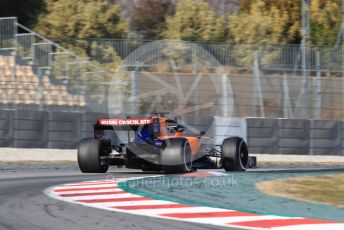 World © Octane Photographic Ltd. Formula 1 – Winter Testing - Test 1 - Day 4. McLaren MCL34 – Lando Norris. Circuit de Barcelona-Catalunya. Thursday 21st February 2019.