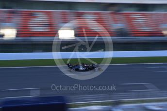 World © Octane Photographic Ltd. Formula 1 – Winter Testing - Test 1 - Day 4. Rich Energy Haas F1 Team VF19 – Romain Grosjean. Circuit de Barcelona-Catalunya. Thursday 21st February 2019.
