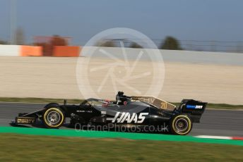 World © Octane Photographic Ltd. Formula 1 – Winter Testing - Test 1 - Day 4. Rich Energy Haas F1 Team VF19 – Kevin Magnussen. Circuit de Barcelona-Catalunya. Thursday 21st February 2019