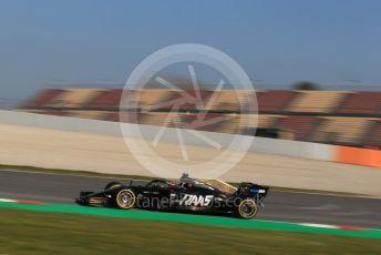 World © Octane Photographic Ltd. Formula 1 – Winter Testing - Test 1 - Day 4. Rich Energy Haas F1 Team VF19 – Kevin Magnussen. Circuit de Barcelona-Catalunya. Thursday 21st February 2019