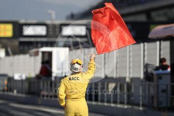 World © Octane Photographic Ltd. Formula 1 – Winter Testing - Test 2 - Day 1. Red Flag. Circuit de Barcelona-Catalunya. Tuesday 26th February 2019.
