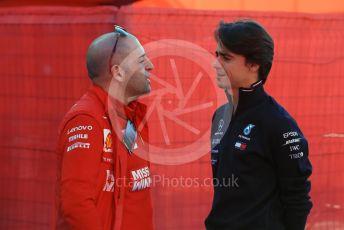 World © Octane Photographic Ltd. Formula 1 - Winter Testing - Test 2 - Day 1. Esteban Gutierrez - Simulator Driver for Mercedes. Circuit de Barcelona-Catalunya. Tuesday 26th February 2019