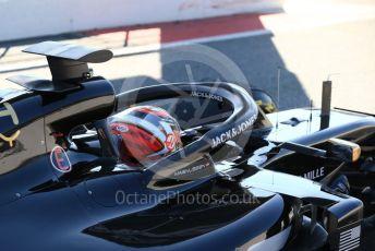 World © Octane Photographic Ltd. Formula 1 – Winter Testing - Test 2 - Day 1. Rich Energy Haas F1 Team VF19 – Kevin Magnussen. Circuit de Barcelona-Catalunya. Tuesday 26th February 2019.