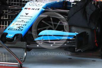 World © Octane Photographic Ltd. Formula 1 – Winter Testing - Test 2 - Day 2. ROKiT Williams Racing – Robert Kubica. Circuit de Barcelona-Catalunya. Wednesday 27th February 2019.