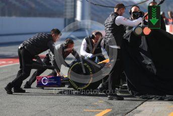 World © Octane Photographic Ltd. Formula 1 – Winter Testing - Test 2 - Day 2. McLaren MCL34 – Carlos Sainz. Circuit de Barcelona-Catalunya. Wednesday 27th February 2019.