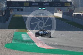 World © Octane Photographic Ltd. Formula 1 – Winter Testing - Test 2 - Day 4. Rich Energy Haas F1 Team VF19 – Romain Grosjean. Circuit de Barcelona-Catalunya. Friday 1st March 2019.